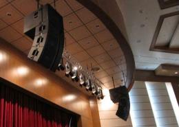 تأثیر صدا در سالن همایش