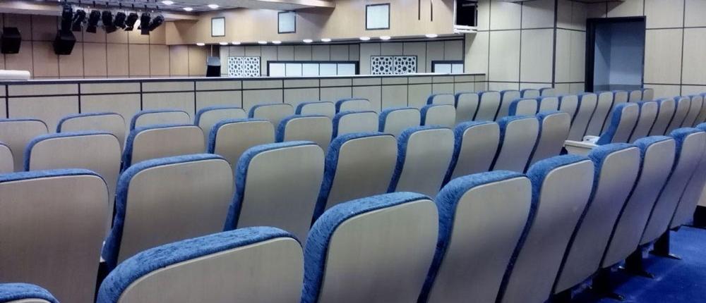 پروژه تجهیز سالن گردشگری سپاه