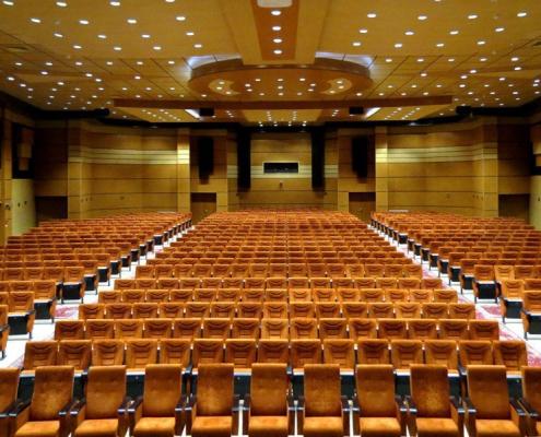 صندلی سالن آمفی تئاتر