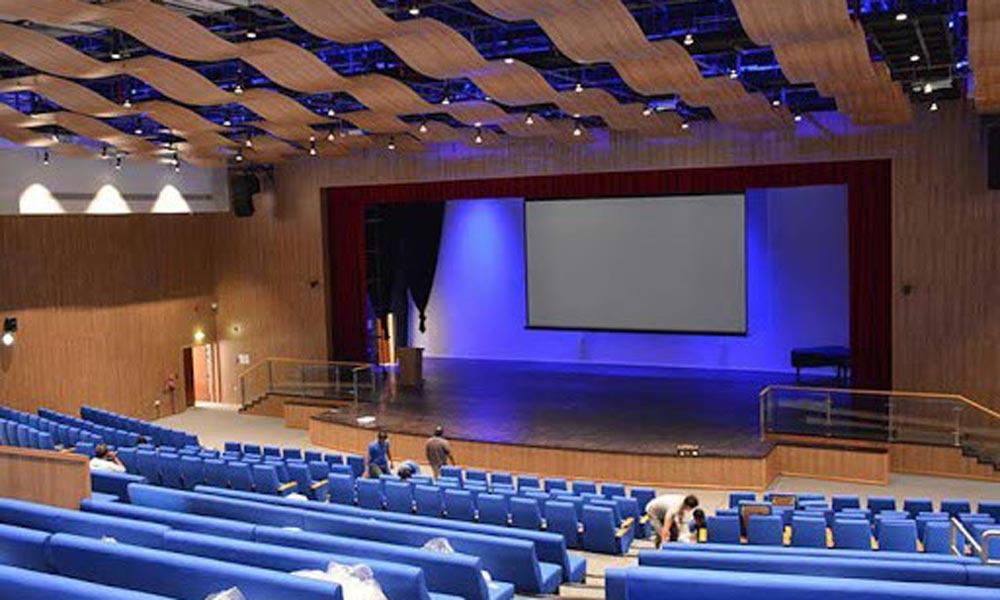 سیستم صوت سالن آمفی تئاتر