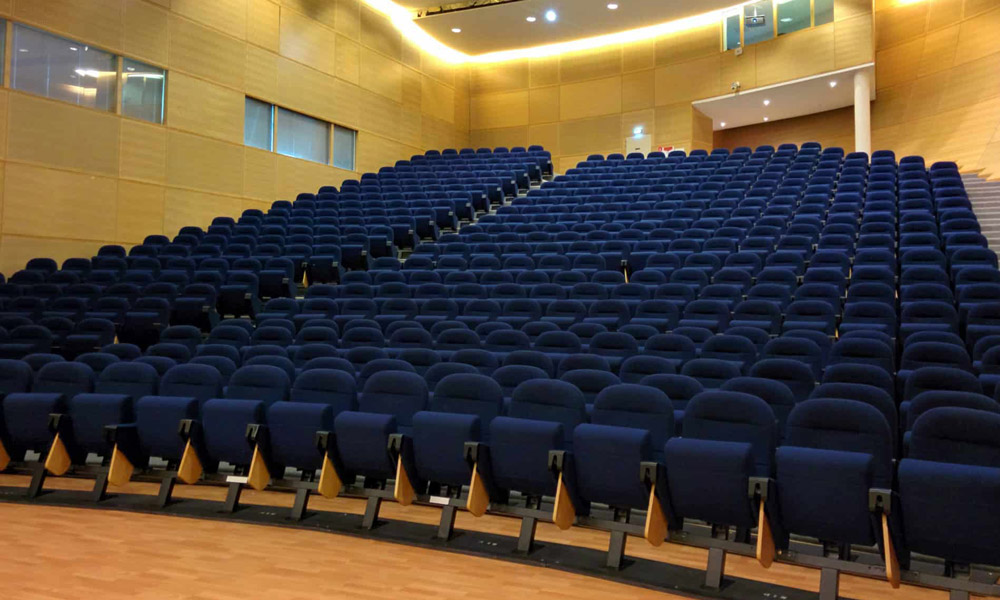 انتخاب صندلی آمفی تئاتر