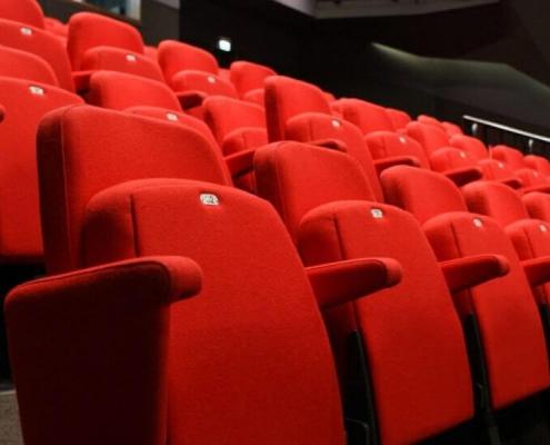 صندلی تاشو سینمایی