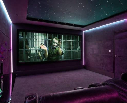 سینمای خانگی