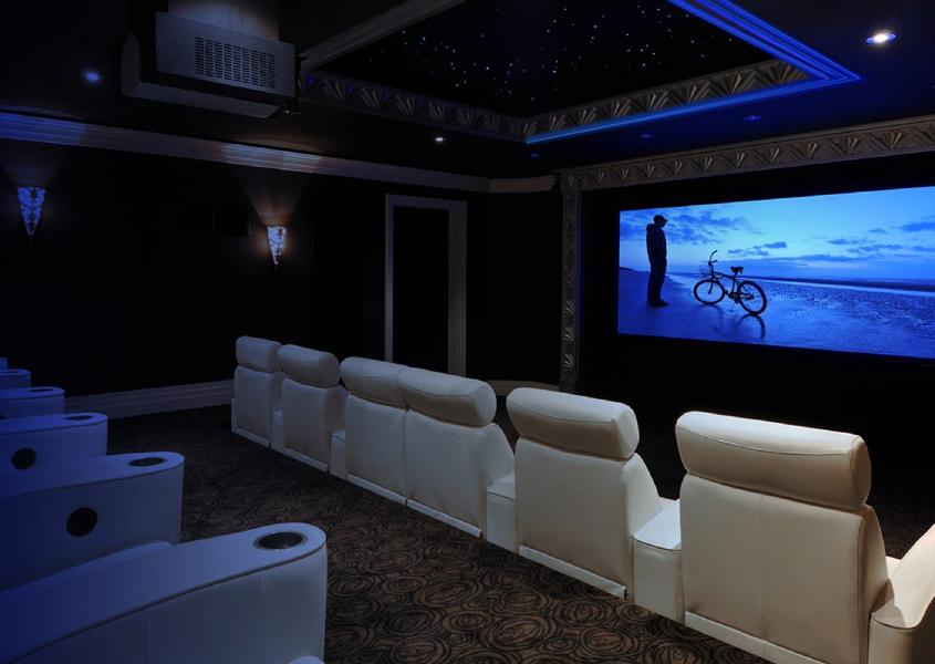 صندلی سینمای خانگی