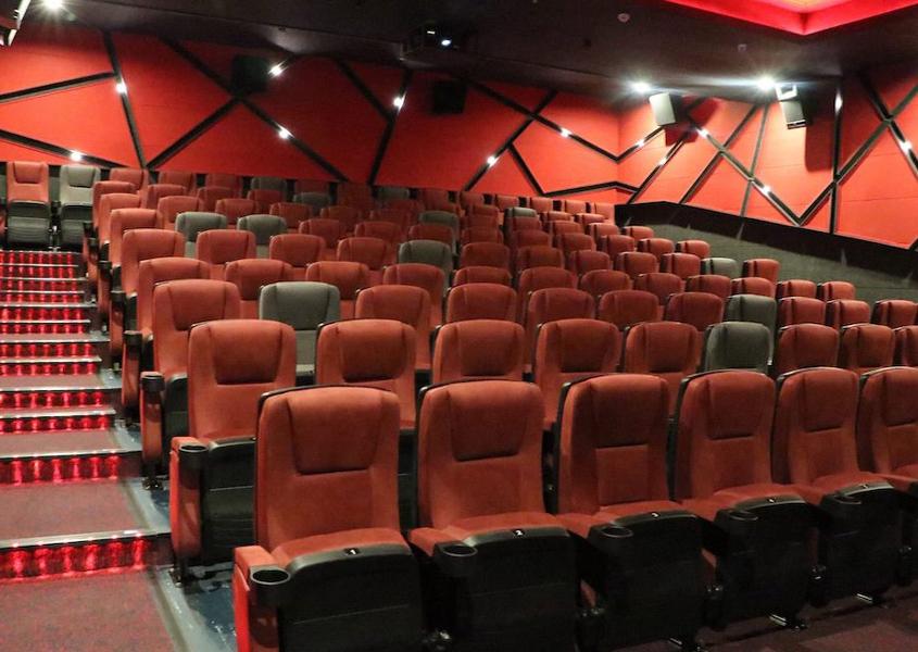 آکوستیک سالن سینما