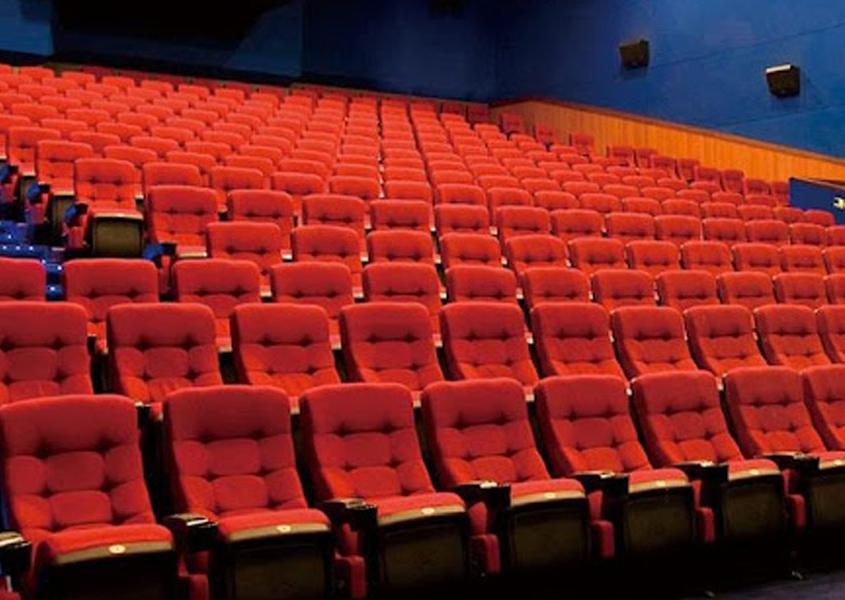 صندلی سینمایی تاشو